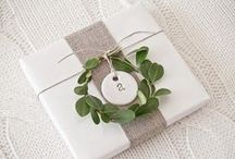 Gift Wrapping & Packaging / by Lacey Dreyer
