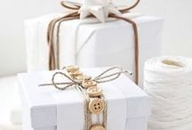 Wrap it & gift ideas