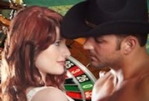 Cowboy Jackpot: Valentine's Day / A fortuitous spin of a Las Vegas roulette wheel links New York accountant Kira Morrow and rodeo bareback rider Dallas Burns.  / by Randi Alexander