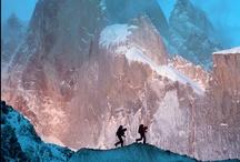 I dream of Patagonia