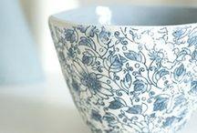 Stentøy // Stoneware