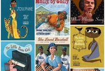 Books-African American Authors/Themes / Books with African American Authors and/or Titles