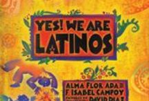 Books-Latina/Latino Authors/Themes / Books written by Latina(o) authors and/or themes
