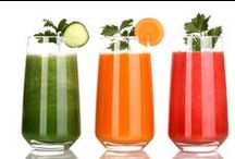 Non-Alcoholic Drinks / Juices, smoothies, teas and coffees!
