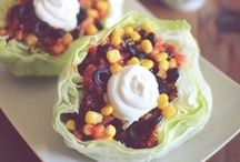 Healthy Meals / Mouth watering ideas for lunch and dinner