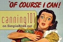 """Canning...I """"can"""" do this!"""