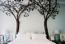 Beautiful beds / We want to sleep in and around all of them!