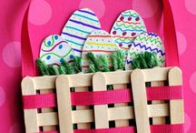 Easter / Celebrate Easter with these crafts, activities and recipes