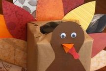 Fall & Thanksgiving Crafts and Activities / If you're looking for fall and Thanksgiving crafts and activities for you or the kiddos you have found the right place. We're pinning the most fabulous things we can find so be sure to follow the board so you don't miss anything!