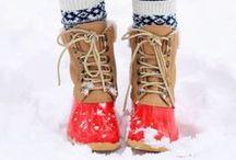 Winter & Wear / by Lacey Dreyer