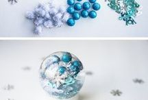 Christmas Crafts / Easy Christmas Crafts for Kids to Make - From angels to snowmen, santas to snowflakes follow our board to see more festive fun!