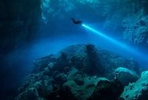 Future Dives / My diving bucket list.