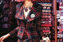 Inspiration Tartan / mode, fashion