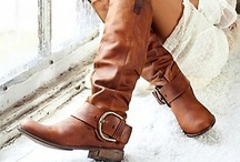 Winter, please hurry so I can wear cute boots. / by Dena Rooney Photographer