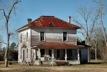 This Old House. And That One...And That One... / I like old houses.