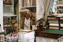 Sewing Room / Creating my dream room / by Michelle M