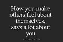 Wise words . . . / by Linda Anne Brown