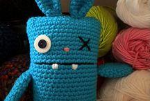 Crochet ideas ;)