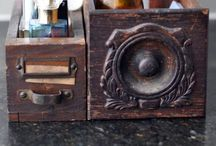 Repurpose recycle upcycle junking salvage reuse thrifting flea / by DBHahn