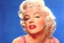Marilyn Monroe / by Barbara Duke