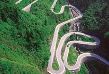 Roads and Lovely Curves / by Patricia Champagne