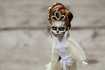 Dolls (OOAK, BJD, Pullip, ...) / Ball Jointed Doll, Pullip, Obitsu, Monster High, Barbie, Blythe, OOAK and others dolls