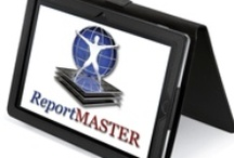 Report Master, Inc. / This is my software company, which produces report writing software for chiropractors and other healthcare professionals.