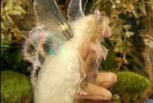 Fairies / Pictures of Fairies and the Like. / by Barbara Duke