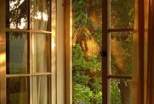 An Open Window / by Beverly Lett