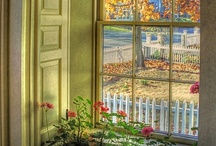 A Window to the World / by Beverly Lett