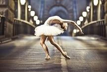 Ballerinas / Beauty and grace...