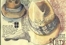Journals, Sketchbooks, Book Art