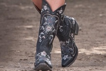 Shoes & Boots / by Nancy Payne