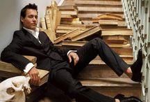 Johnny Depp / Yes...I love Johnny!