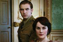 Downton Abbey / Guilty pleasure...jolly good show!