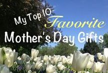 mother's day / Great ideas for making this Mother's Day the best ever, including poems, quotes, Mother's Day gift ideas, and more! / by Kelly Hancock (FaithfulProvisions.com)