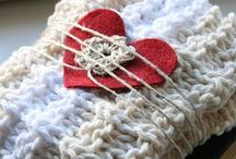 knitting/crocheting / by Diane Brown