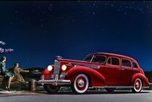 A Vintage Car / by Beverly Lett