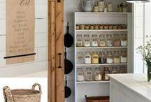 Dream Kitchen / Inspiration for my Dream Kitchen