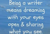 Just Write Already! / Writing inspiration, publishing & organization tips, ideas, and quotes to spark creativity - and get writing already!