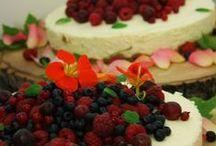 Lempeät Eväät - Kakkuja ja makeita leivonnaisia / Erilaisiin tilaisuuksiin valmistamiamme kakkuja, sekä makeita herkkuja.