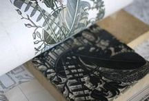 Tampons - Lino print