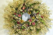 Wreaths / by Christina Phillips
