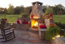 Garden, Porch & Pool