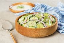 Salad Recipes / A collection of tasty salad recipes your family will love.