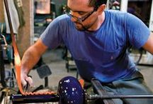 Classes & Workshops / Seattle Glassblowing Studio offers hands-on classes and events 7 days a week.  The on-site Hot Shop has a fully integrated sound system and even a disco ball!