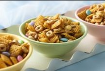 Snack Mix Recipes / Fun recipes to spice things up.