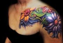 Tattoos / by Anna Sherwood
