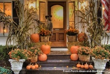 Halloween & Thanksgiving / by Ann Hodge