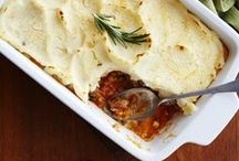 Comfort Foods / For cold, chilly days these hearty and savoury dishes will warm you up.